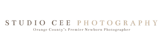 Orange County Newborn Photographer | Newborn Photography Orange County logo