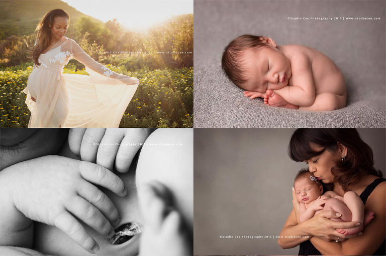 professional newborn photographer orange county