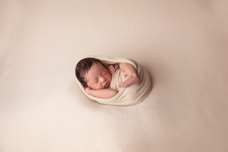 newborn photographer in orange county